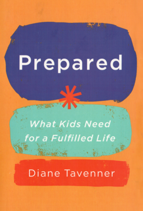 The cover of Prepared by Diane Tavenner