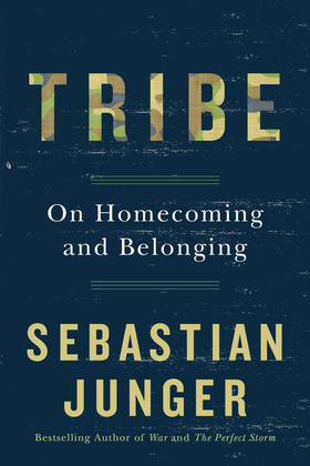 The cover of Tribe by Sebastian Junger